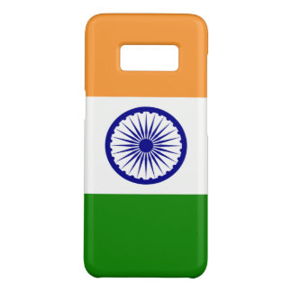 Samsung Galaxy S8 Case with flag of India