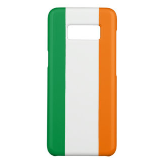 Samsung Galaxy S8 Case with flag of Ireland