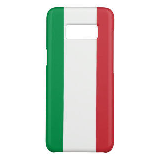 Samsung Galaxy S8 Case with flag of Italy