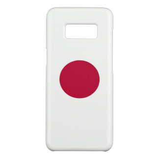 Samsung Galaxy S8 Case with flag of Japan