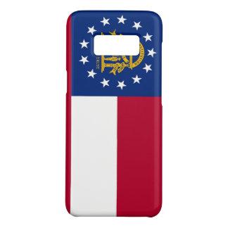 Samsung Galaxy S8 Case with Georgia Flag