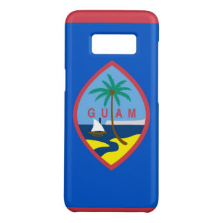 Samsung Galaxy S8 Case with Guam Flag