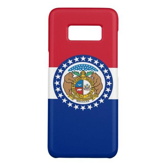 Samsung Galaxy S8 Case with Missouri Flag