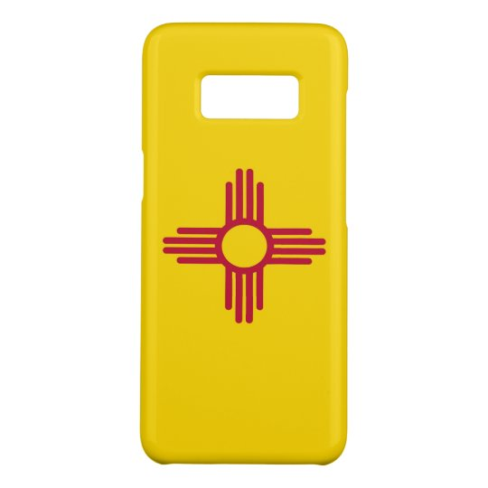 Samsung Galaxy S8 Case with New Mexico Flag