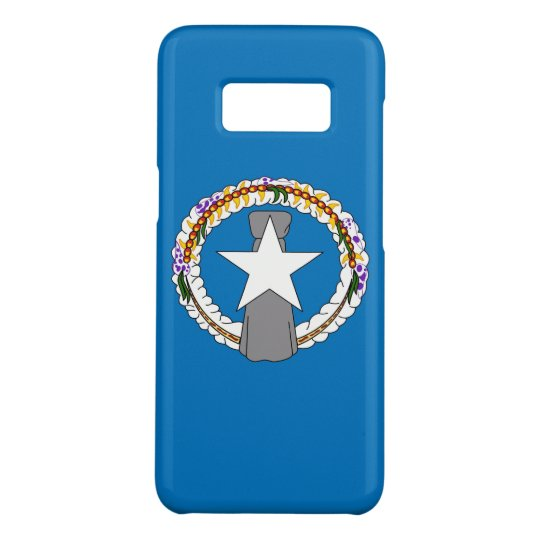 Samsung Galaxy S8 Case with Northern Mariana Flag