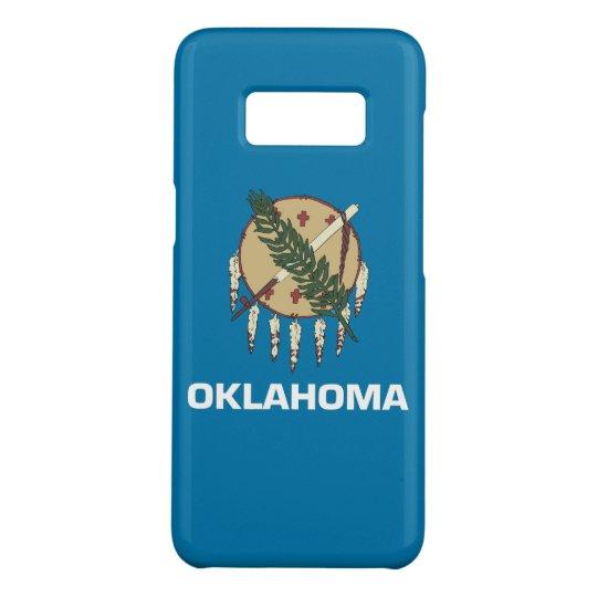 Samsung Galaxy S8 Case with Oklahoma Flag