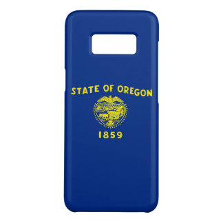 Samsung Galaxy S8 Case with Oregon Flag