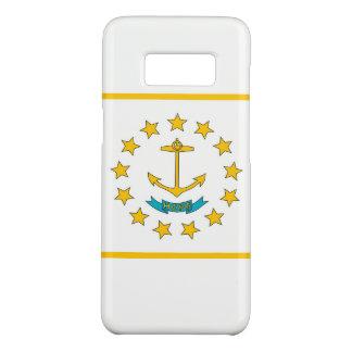 Samsung Galaxy S8 Case with Rhode Island Flag