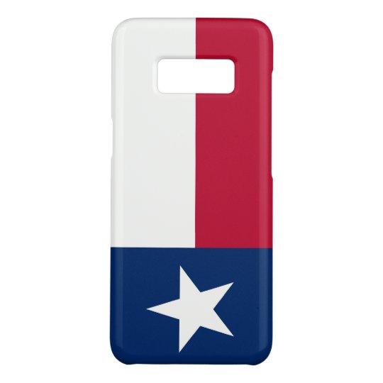Samsung Galaxy S8 Case with Texas Flag