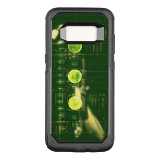 Samsung Galaxy S8 Commuter Series Case Air Indstry