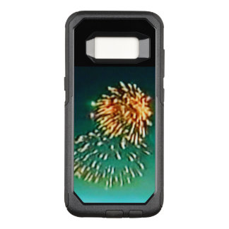 SAMSUNG GALAXY S8 COMMUTER SERIES CASE - FIREWORKS