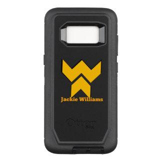 Samsung Galaxy S8 Defender Series Jackie Williams