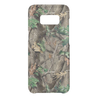 Samsung Galaxy S8 Hunter Camo Cell Phone Case