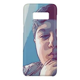 Samsung galaxy s8 side fade case