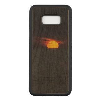 Samsung Galaxy S8+ Slim Cherry Wood Case