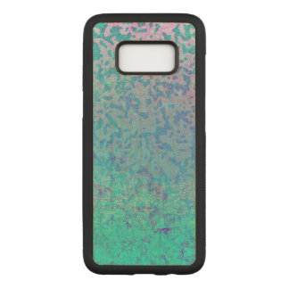 Samsung Galaxy S8 Wood Case Glitter Star Dust