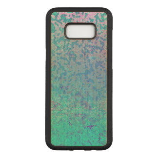 Samsung Galaxy S8+ Wood Case Glitter Star Dust