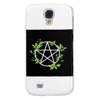 Samsung Galaxy S 4 case with pentacle