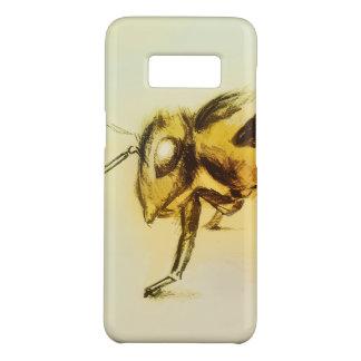 Samsung Galaxy vintage case - Bee