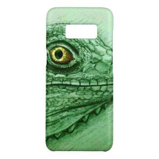 Samsung Galaxy vintage case - Iguana
