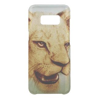 Samsung Galaxy vintage case - Lion