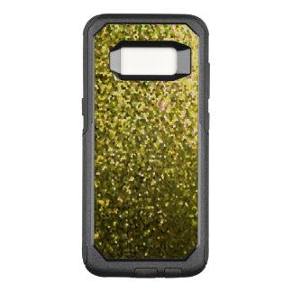 Samsung GalaxyS7 Case Gold Mosaic Sparkley Texture