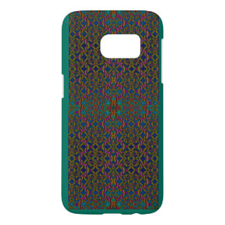 Samsung iPhone Case on Turquoise/Blue/Gold/Red