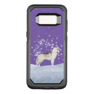 Samsung Otterbox Siberian Husky Phone Case