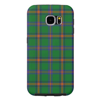 Samsung S6 Galaxy Fields Tartan Samsung Galaxy S6 Cases