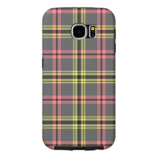 Samsung S6 Galaxy Lady Hampden' S Tartan Samsung Galaxy S6 Cases