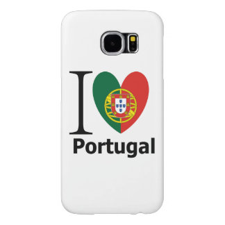 Samsung S6 I Love Portugal Samsung Galaxy S6 Cases