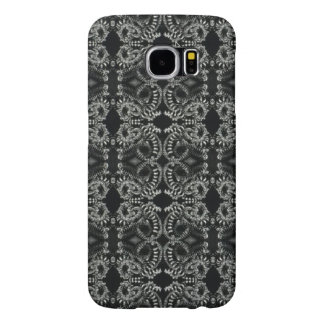 Samsung S6 phone cover  Silver Onyx #1
