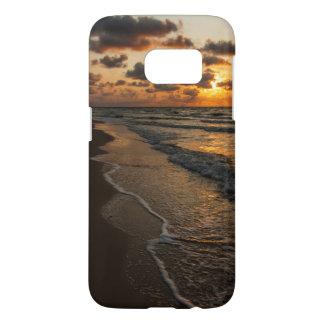 Samsung S7 case - beach sunrise