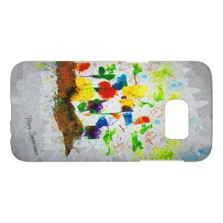 "Samsung S7 ""Nature Fantasy Trees"" Samsung Galaxy S7 Case"