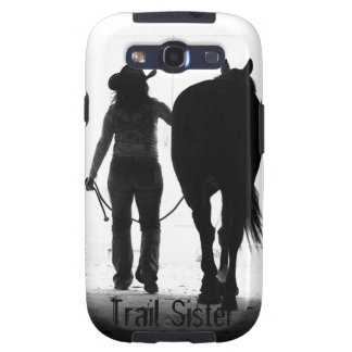 Samsung Trail Sister Case Galaxy SIII Cover