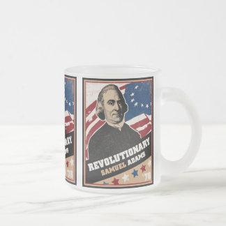 Samuel Adams American Revolutionary Mug