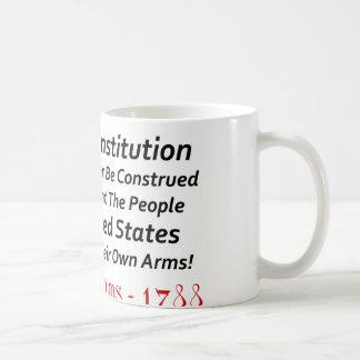 Samuel Adams: Call To Arms! Coffee Mug