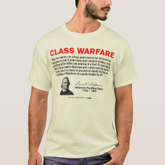 Samuel Adams, Class Warrior T-Shirt