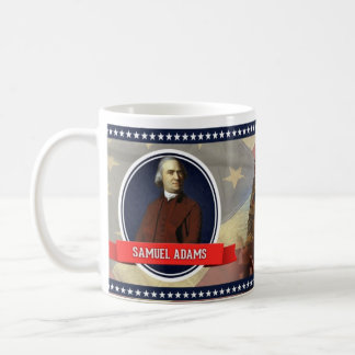 Samuel Adams Historical Mug