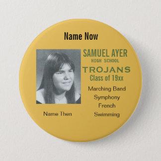 Samuel Ayer High School Class Reunion Button