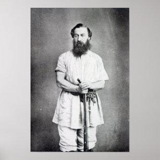 Samuel Baker, 1865 Posters
