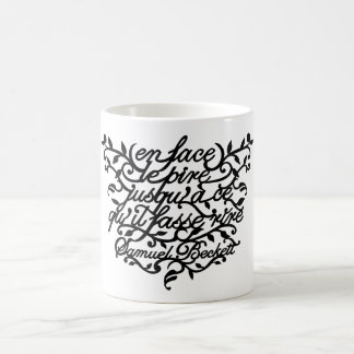 Samuel Beckett_mug Coffee Mug