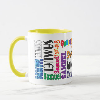 Samuel Coffee Mug