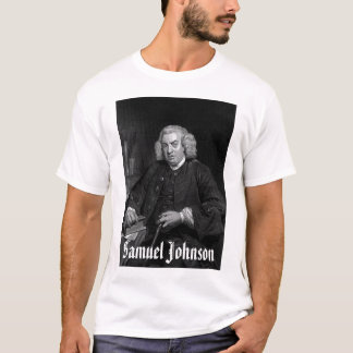 Samuel Johnson, Samuel Johnson T-Shirt