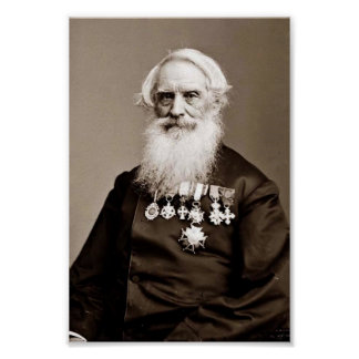 Samuel Morse Photographic Reprint Poster