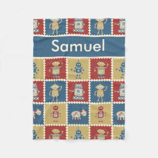 Samuel's Personalized Robot Blanket