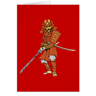 Samurai 2 ~ Ninjas Martial Arts Warrior Fantasy Card