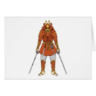 Samurai 3 ~ Ninjas Martial Arts Warrior Fantasy Card