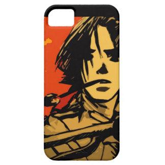 Samurai boy (サムライボーイ) iPhone 5 covers