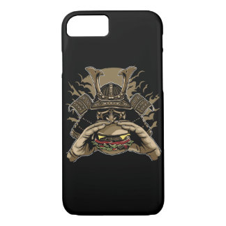 Samurai Burger Glossy Phone Case